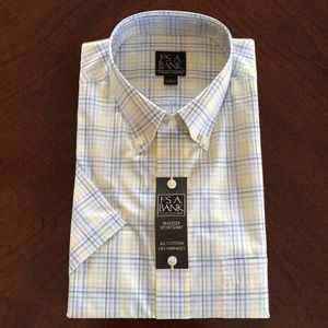 JoS. A. Bank Short Sleeve Shirt